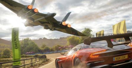 Crea alocadas carreras con el modo Super7 en <em>Forza Horizon 4</em>