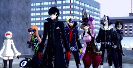 Persona 5 Strikers - Tráiler de Anuncio