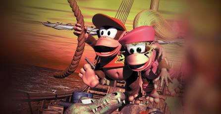#ViernesRetro: <em>Donkey Kong Country 2 - Diddy's Kong Quest</em>