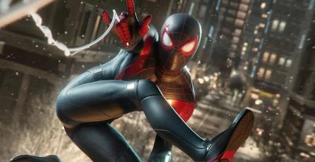 <em>Spider-Man: Miles Morales</em> ya puede correr a 60 fps con ray tracing en PS5