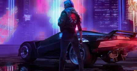 Auto de<em> Cyberpunk 2077</em> podría llegar a <em>Forza Horizon 4</em>
