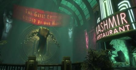RUMOR: el nuevo <em>BioShock</em> será de mundo abierto