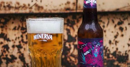 Cerveza Minerva, de México, celebra el lanzamiento de <em>Cyberpunk 2077</em>