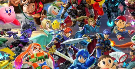 Revelarán nuevo personaje de <em>Smash Bros. Ultimate</em> en The Game Awards 2020