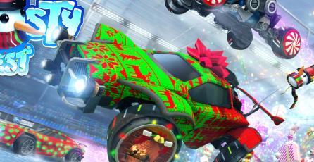 <em>Rocket League</em> celebrará Navidad con un evento lleno de sorpresas