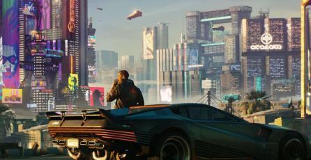 Confirmado: el auto de <em>Cyberpunk 2077</em> llegará a <em>Forza Horizon 4</em>