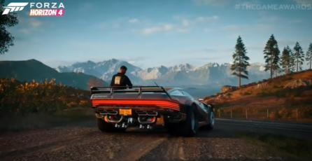 Forza Horizon 4 x Cyberpunk 2077 - Tráiler Revelación DLC | The Game Awards 2020