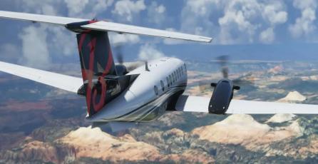 <em>Flight Simulator</em> ya tiene ventana de lanzamiento en Xbox Series X|S