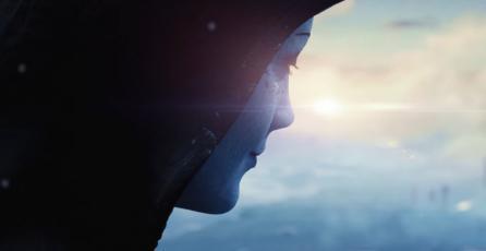 Revelan el primer trailer del nuevo <em>Mass Effect</em> y trae de vuelta a un viejo personaje