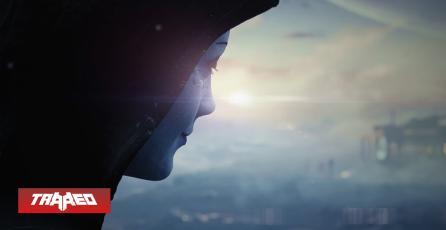 Revelan primer teaser del nuevo Mass Effect 4
