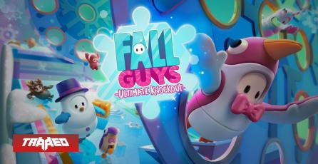 Temporada 3 de Fall Guys estará disponible este 15 de diciembre