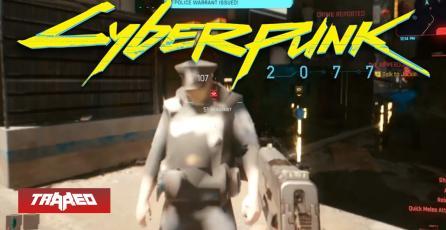 Cyberpunk 2077 arregla muchos bugs y rendimiento para PS4 Xbox y PC en parche 1.03