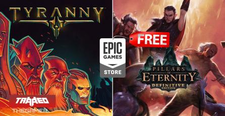 JUEGOS GRATIS: Pillars of Eternity y Tyranny en Epic Games Store