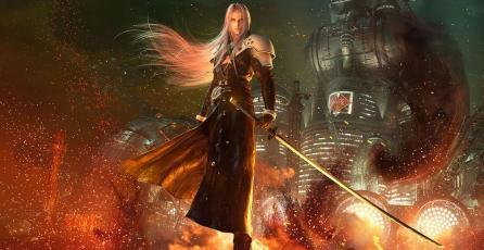 Sephiroth ya tiene su lugar en el mural de <em>Super Smash Bros. Ultimate</em>