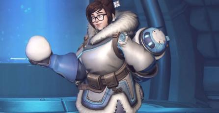 <em>Overwatch</em>: Mei tendrá un adorable skin de pingüino en el evento de invierno