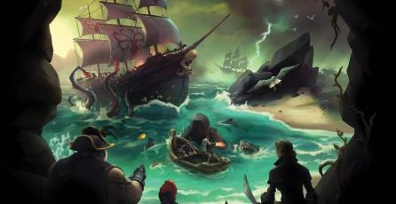 <em>Sea of Thieves</em> celebra 1000 días surcando los mares