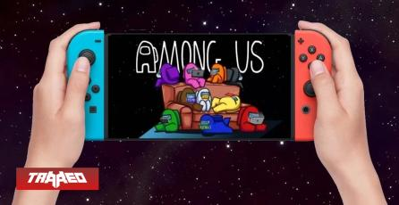 Among Us saldrá en Nintendo Switch hoy