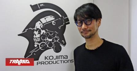 Kojima Productions cumple 5 años mañana y anunciará nuevo proyecto