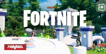"""Fortnite estrena nuevo modo que sería una copia de """"Among Us"""""""