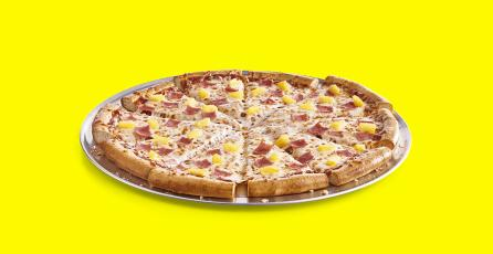 ¿Una distopía? En <em>Cyberpunk 2077</em> ponerle piña a la pizza es un crimen grave