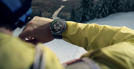 Huawei Watch GT 2 Pro un reloj todo terreno