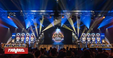Llegan planes para el Arena World Championship y el Torneo de calabozos míticos internacional 2021