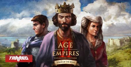 """Age of Empires II Definitive Edition tendrá nueva expansión """"Lords of The West"""""""