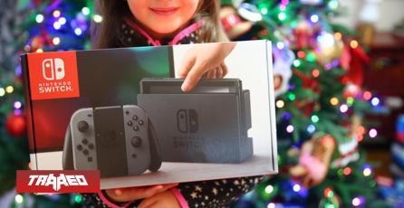 Videojuegos, Nintendo Switch y K-Pop es lo más buscado por niños antes de Navidad