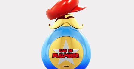 Huele como plomero con esta fragancia inspirada en <em>Super Mario Bros. </em>