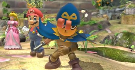 ¿Se acabó el sueño? Geno de <em>Super Mario RPG</em> llegará a <em>Smash</em> como traje Mii