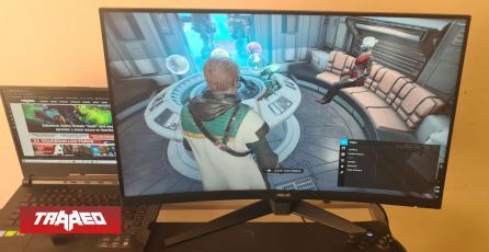 El monitor Curvo ASUS TUF Gaming VG27WQ1B de 27 Pulgadas WQHD es todo lo que necesitamos