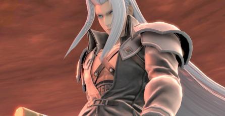 Desbloquea a Sephiroth para <em>Smash Ultimate</em> antes de tiempo superando un reto