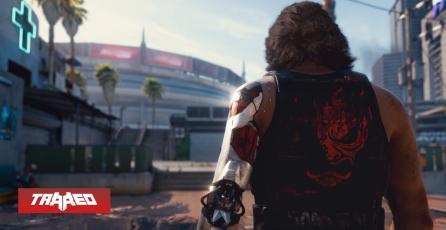 Cyberpunk 2077 fue retirado de la PlayStation Store