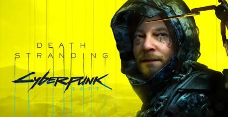Death Stranding x Cyberpunk 2077 - Tráiler de Colaboración | PC