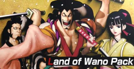 """One Piece: Pirate Warriors 4 - Tráiler Lanzamiento DLC """"Land of Wano Pack"""""""