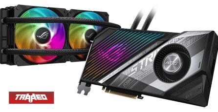 Asus anuncia sus nuevas GPU AMD Radeon RX 6900 XT ROG Strix y TUF