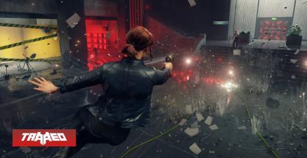 Control llega el 2 de febrero a PS5 y Xbox Series con Ray Tracing y 4K