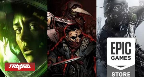 Nueva lista filtrada de los 15 juegos GRATIS de Epic Games si le acierta a los 4 primeros