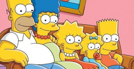 Revelan juego de <em>Los Simpson</em> que estuvo en planes para Dreamcast