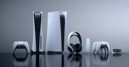 PS5 - Tráiler del Hardware