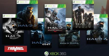 Juegos de Halo para Xbox 360 cerrarán servidores el próximo año