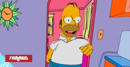 Encuentran una pérdida demo técnica de un juego de Los Simpsons para Dreamcast