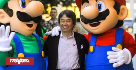 Miyamoto dice que ver a sus hijos disfrutar títulos de SEGA lo inspiraba hacer mejores juegos