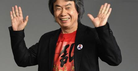 Miyamoto está tranquilo con el presente y futuro de Nintendo