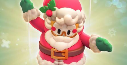 <em>Fall Guys</em> celebra la Navidad con un atuendo gratuito para todos