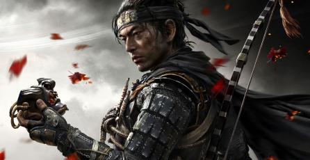 <em>Ghost of Tsushima</em> es el mejor juego del año para creativos japoneses