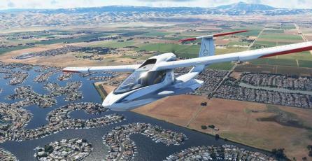 ¡Ya puedes jugar <em>Microsoft Flight Simulator</em> en realidad virtual!