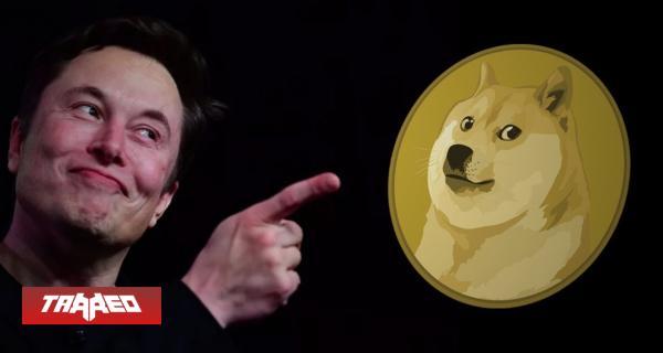 Dogecoin: la criptomoneda que recomienda Elon Musk sube 20% por solo un tuit