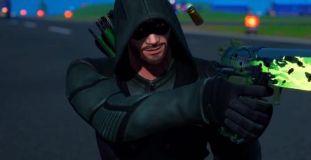 Es oficial: <em>Fortnite</em> tendrá un skin de Green Arrow en su servicio de pago