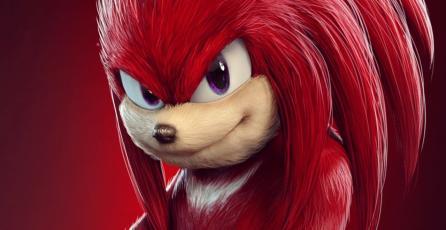 RUMOR: Knuckles tendrá un rol importante en la secuela de <em>Sonic: La Película</em>